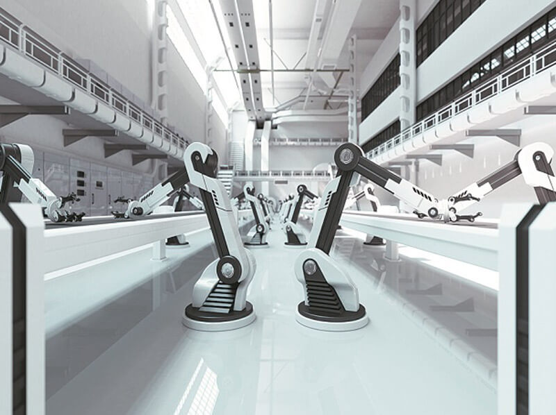 Robotics, automation changing jobs forever