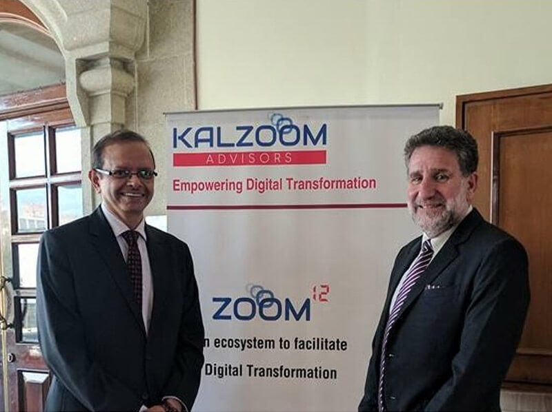 5F World and The Chesapeake Group announce new Indo US Joint Venture – Kalzoom Advisors